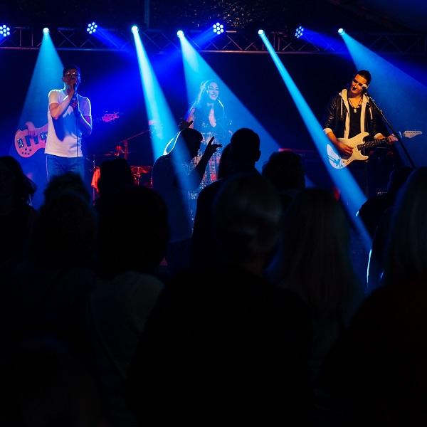 Band Hannover Stilhouette
